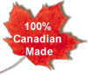100% Canadian Made Wood products