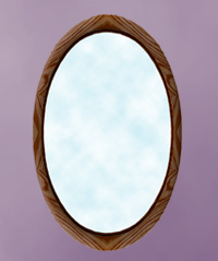 Solid Wood Mirrors